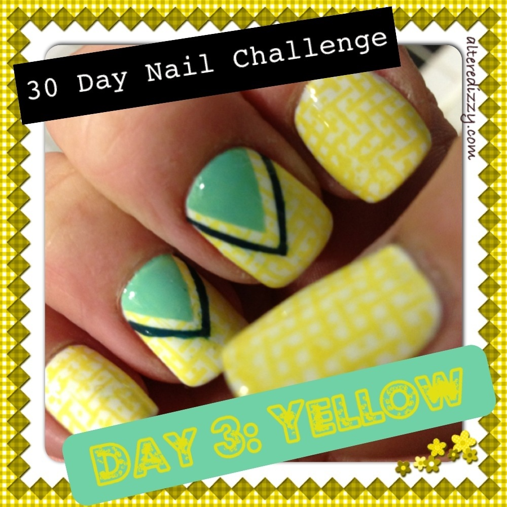 The 30 Day Nail Challenge