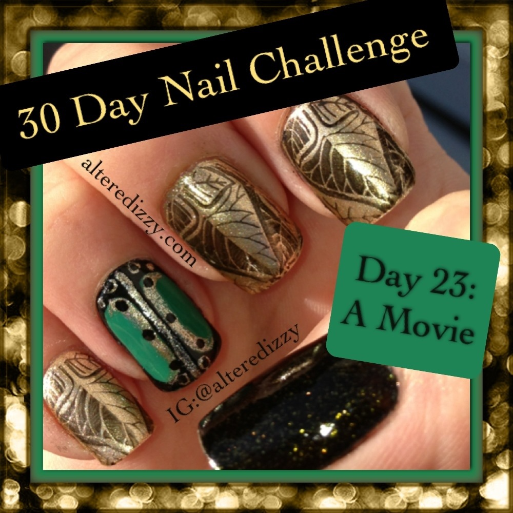 Day 23 of The 30 Day Nail